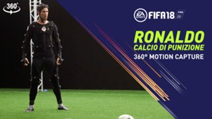 Cristiano Ronaldo Motion Capture