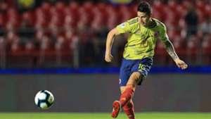 James Rodríguez Colombia - Qatar Copa América 2019
