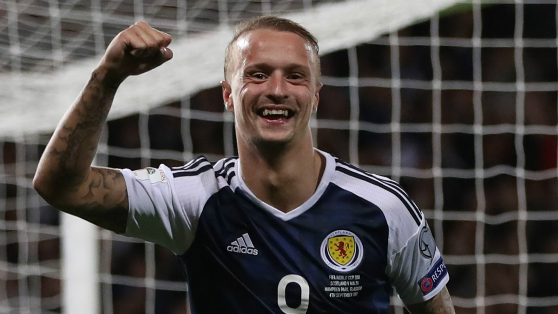 Leigh Griffiths Scotland