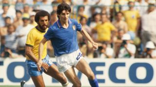 Paolo Rossi Italy Brazil World Cup 07051982