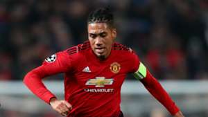 Smalling completes medical ahead of loan move to Roma from Man Utd