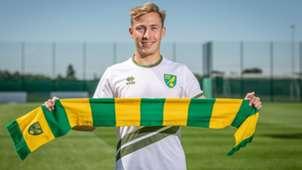 Felix Passlack Norwich City 02072018