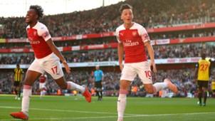 FC Arsenal Premier League 2018