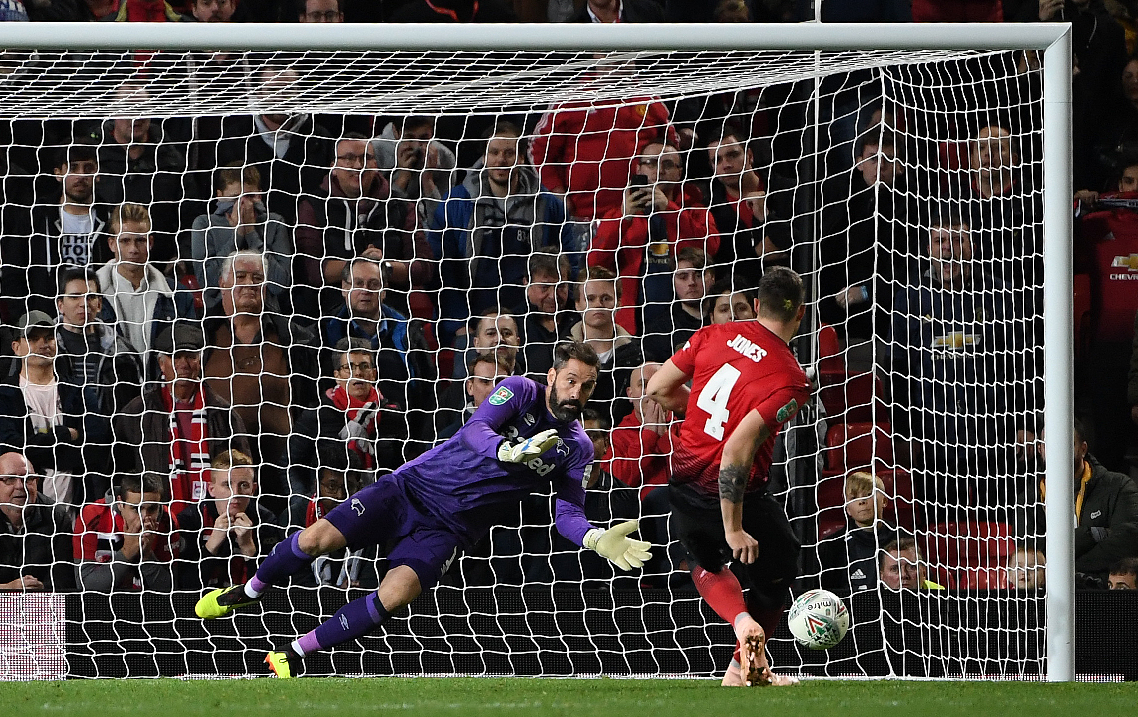 Manchester United Derby County Carabao Cup 25092018