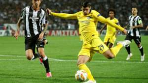 Alvaro Morata Chelsea Europa League 09212018