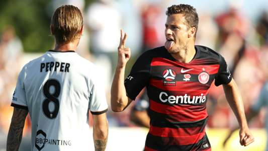 Muscat wary of Wanderers' attacking strengths ahead of A-League blockbuster