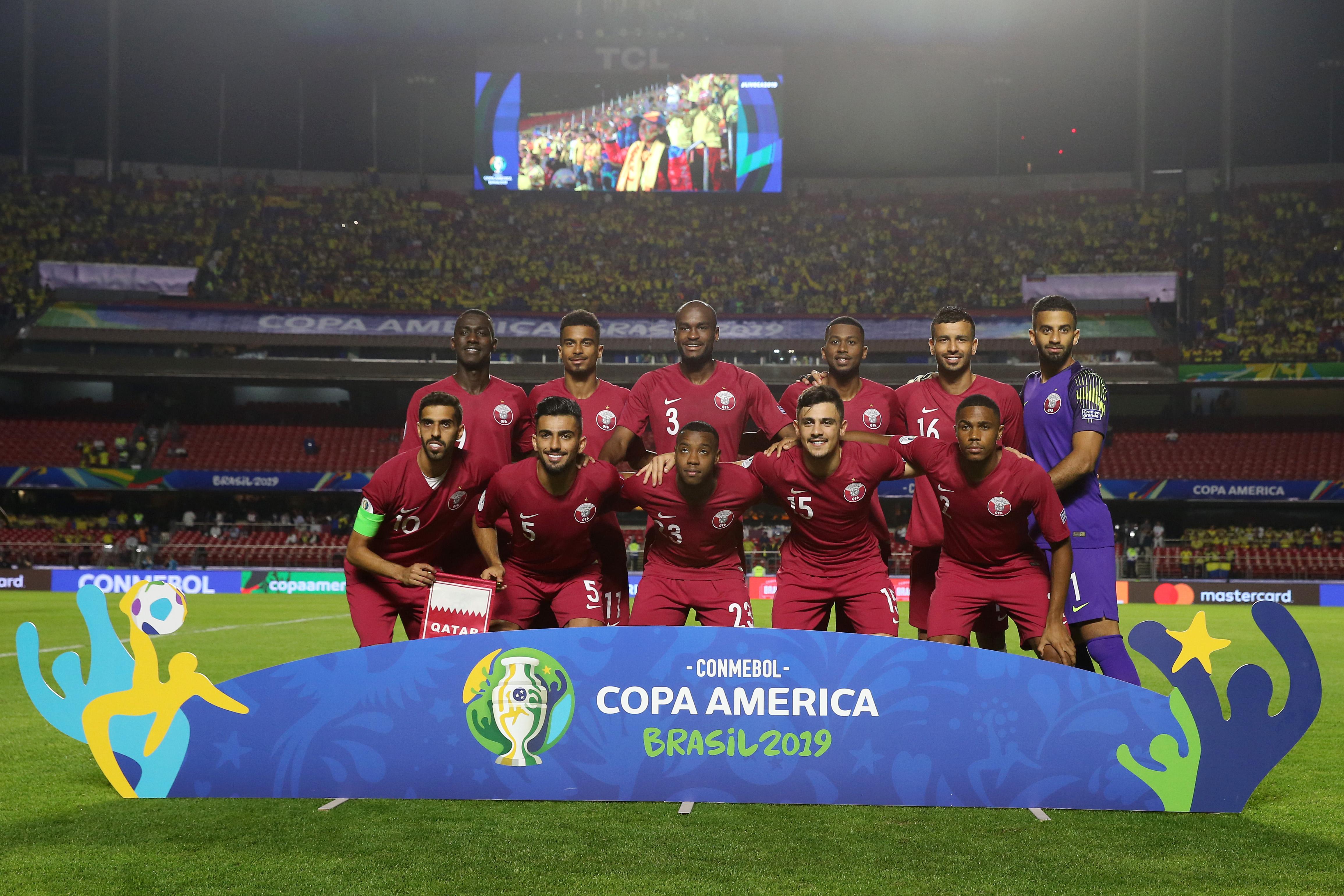 Qatar Colombia Copa America 2019