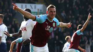 Chris Wood, Burnley