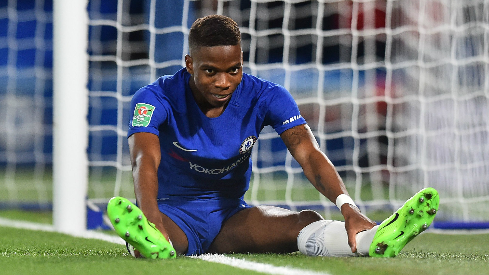 Charly Musonda, Chelsea v Nottingham Forest