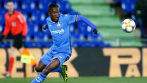 Djene Dakonam of Getafe