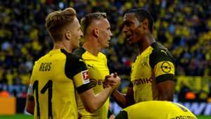 Borussia Dortmund Reus Diallo Wolf 26082018