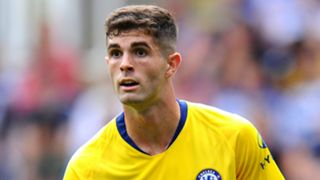 Christian Pulisic Chelsea 2019-20