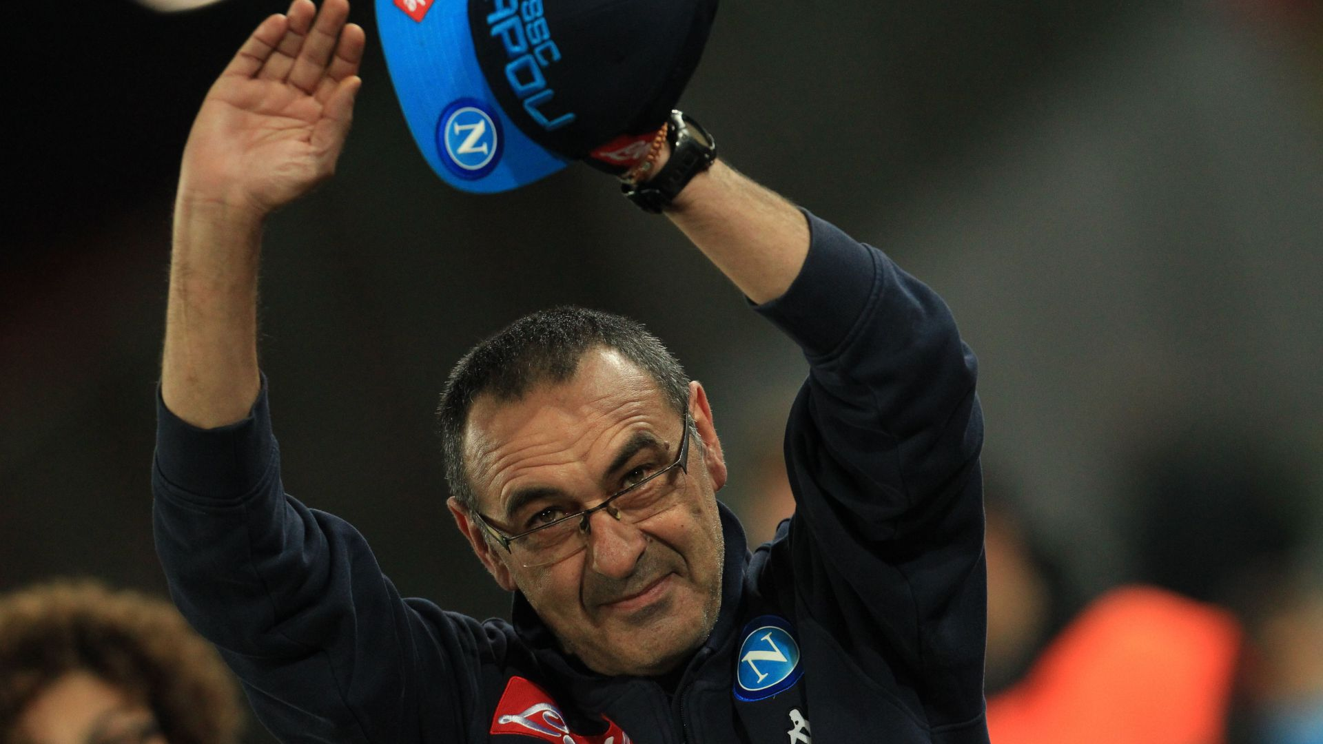 Maurizio Sarri Napoli Genoa Serie A