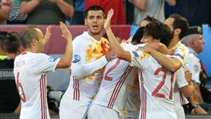 Spain Croatia Euro 2016
