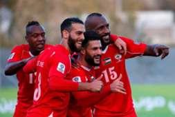 منتخب فلسطين - عبد اللطيف البهداري