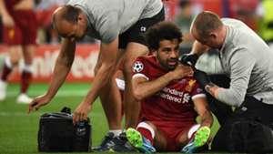 Mohamed Salah Real Madrid Liverpool