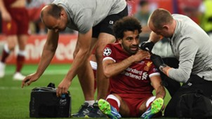 Mohamed Salah Real Madrid Liverpool