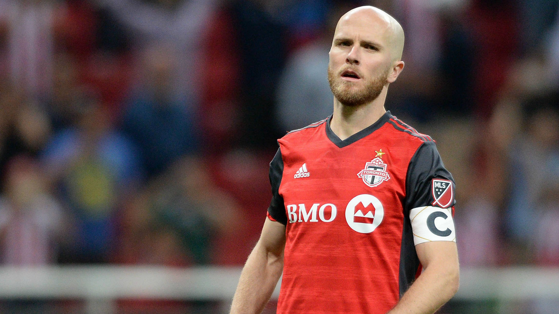 Michael Bradley Toronto FC CONCACAF Champions League