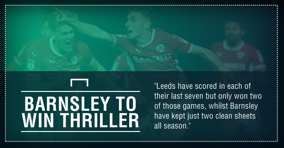 Barnsley Leeds graphic