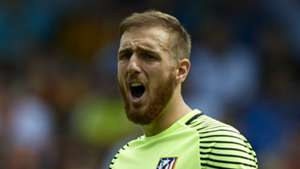 HD Jan Oblak Atletico Madrid