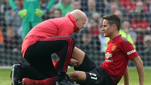 Ander Henerra Manchester United Premier League