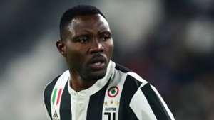 Kwadwo Asamoah Juventus Turin 22012018