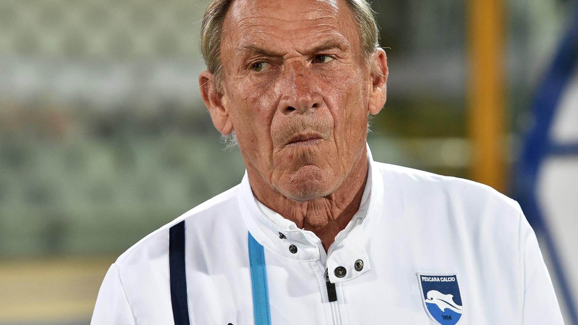 Zeman Pescara Serie A