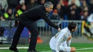 Mesut Ozil Jose Mourinho Real Madrid La Liga