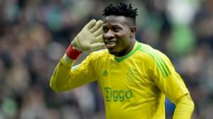 Andre Onana, Ajax, Eredivisie 02182018