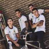 NO HD Paulo Dybala Lautaro Martinez Angel Correa Giovani Lo Celso Camiseta Argentina 2019