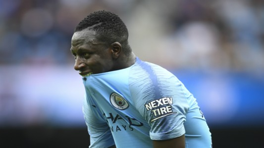 Benjamin Mendy Manchester City