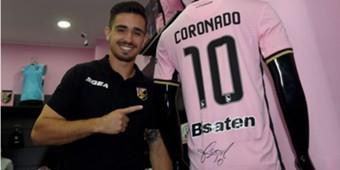 Igor Coronado Palermo Serie B