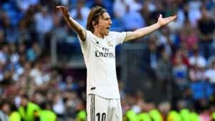 Luka Modric Real Madrid Celta LaLiga 16032019