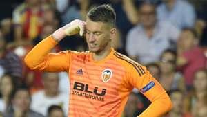 Neto Valencia Juventus Champions League 19 09 2018