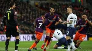 Riyad Mahrez Tottenham Manchester City