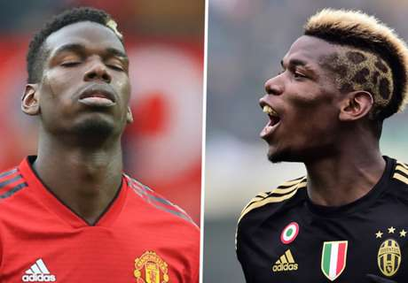 Why Pogba's failed to reach Juve heights at Man Utd