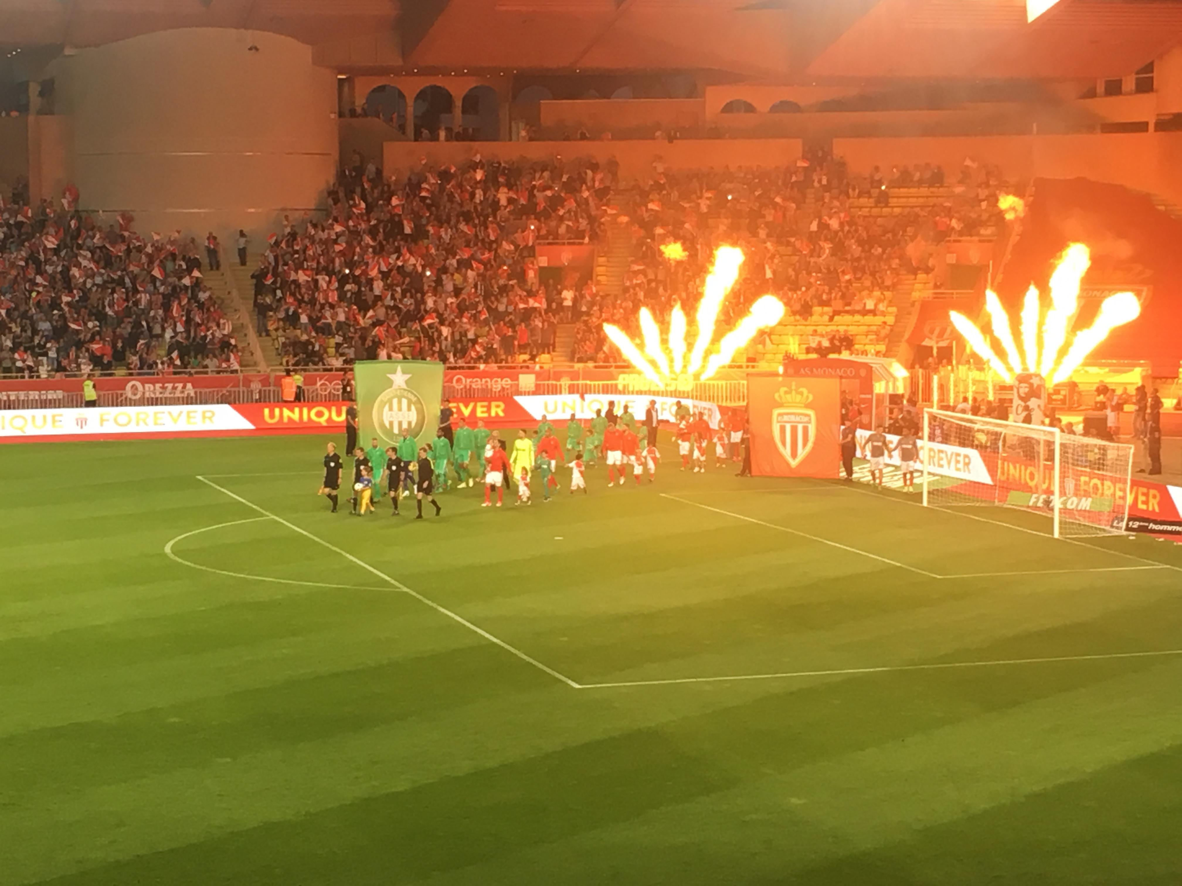 monaco v saint 05  2017  ligue