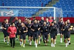 Turkey Training
