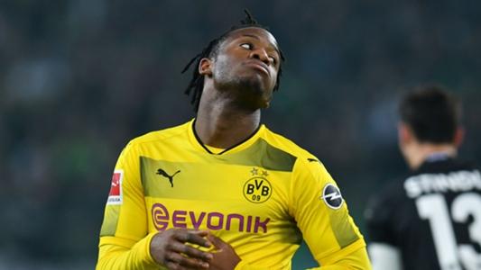 Bundesliga news: Borussia Dortmund loanee Michy Batshuayi sees season ended by injury, but World Cup dream remains for Chelsea striker | Goal.com