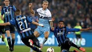 Correa Atalanta Lazio Coppa Italia