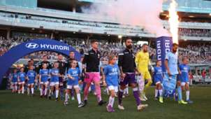 A-League Perth Glory Sydney FC