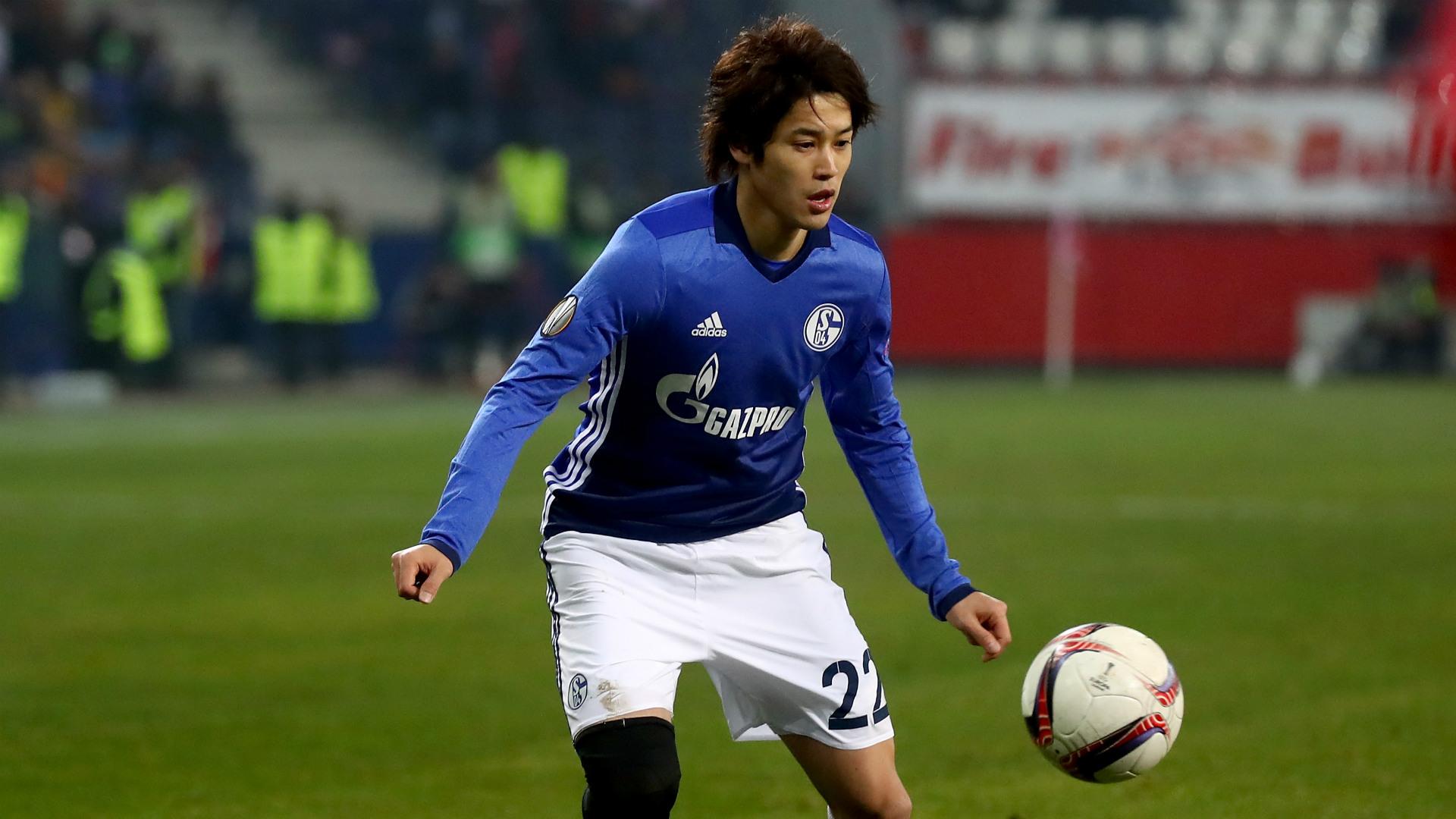 Atsuto Uchida FC Schalke 04 08122017