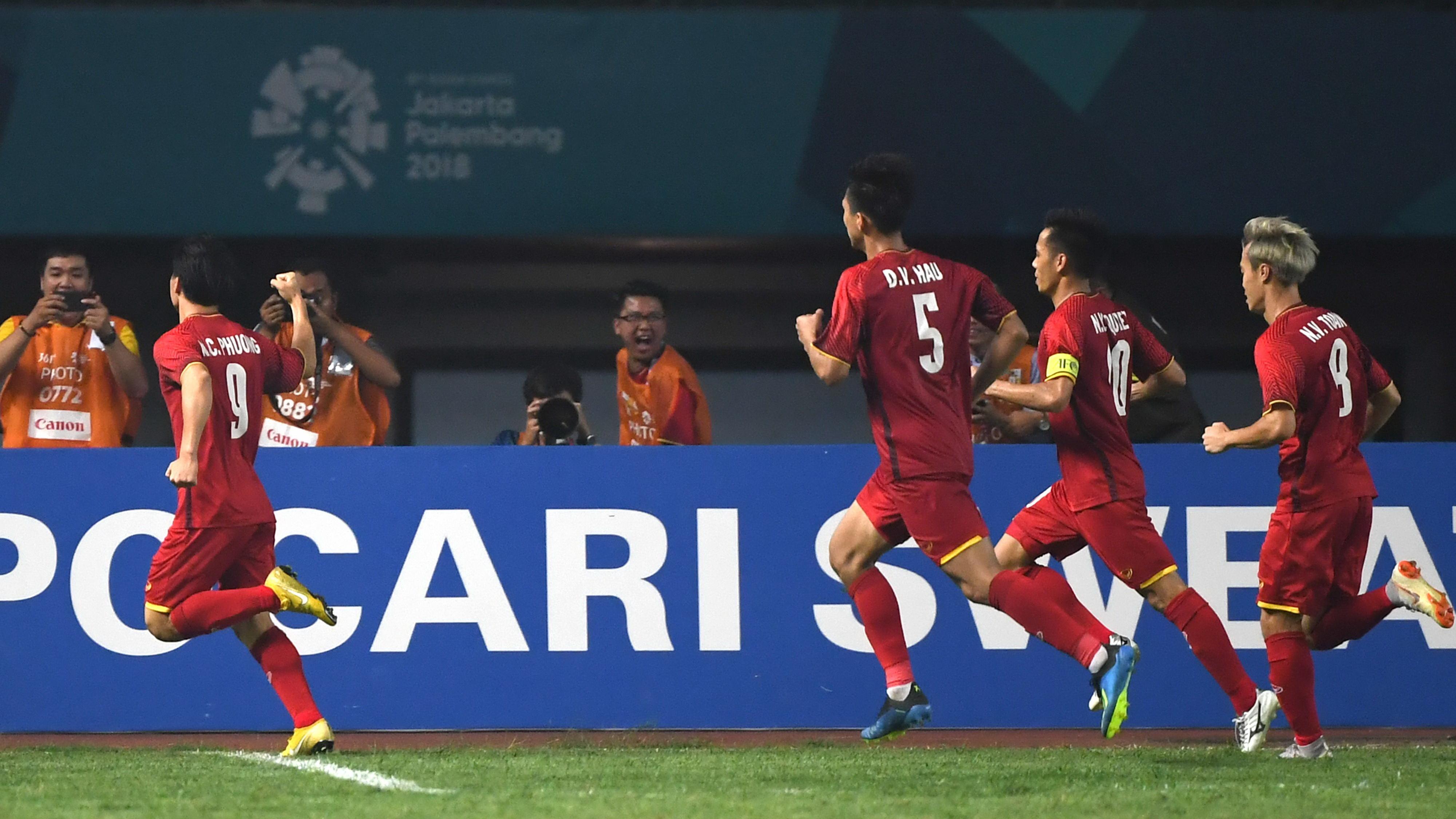 Vietnam Bahrain ASIAD 18