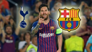Tottenham Hotspur FC Barcelona TV LIVE STREAM Champions League