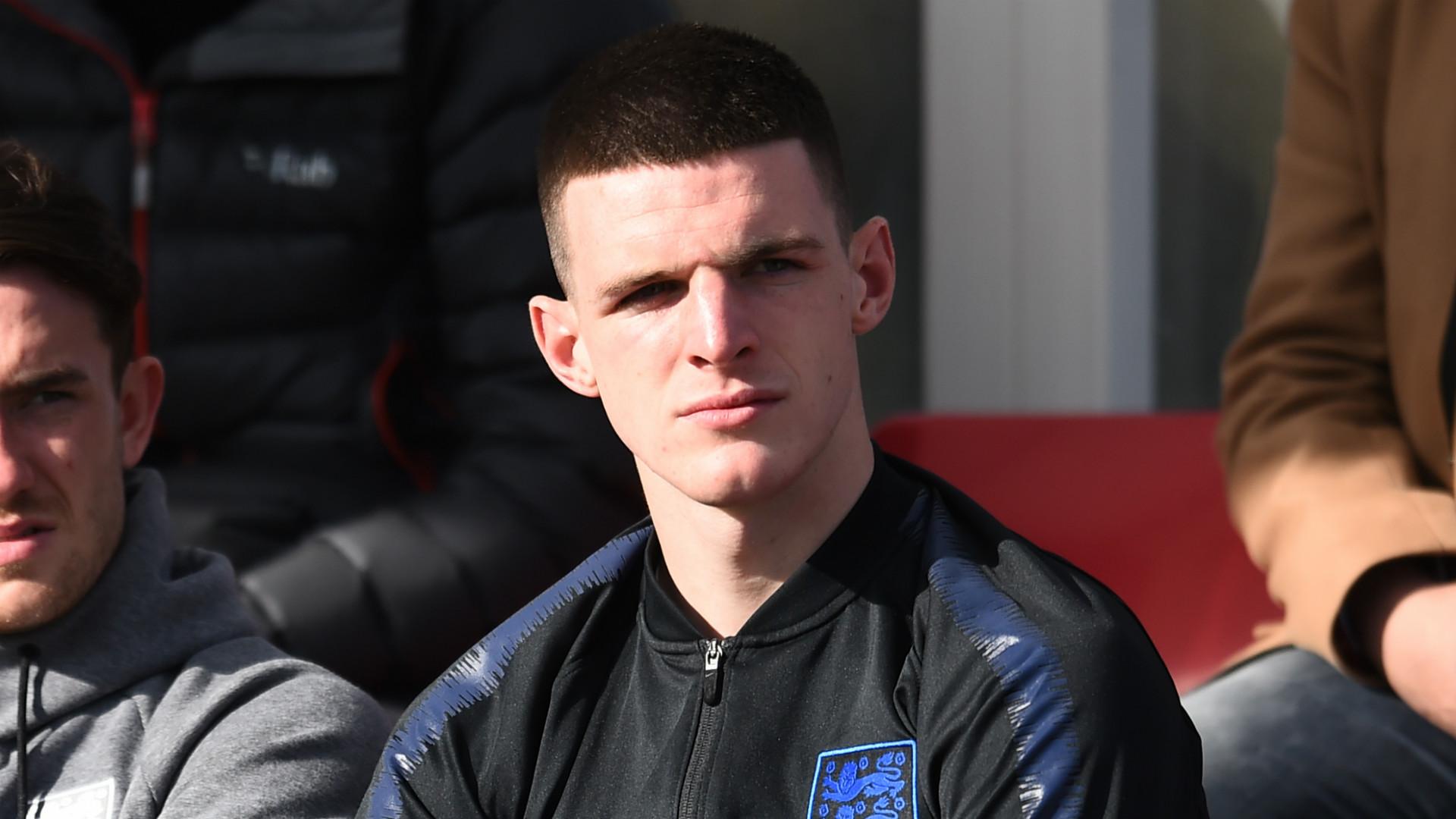 Declan Rice England 2019