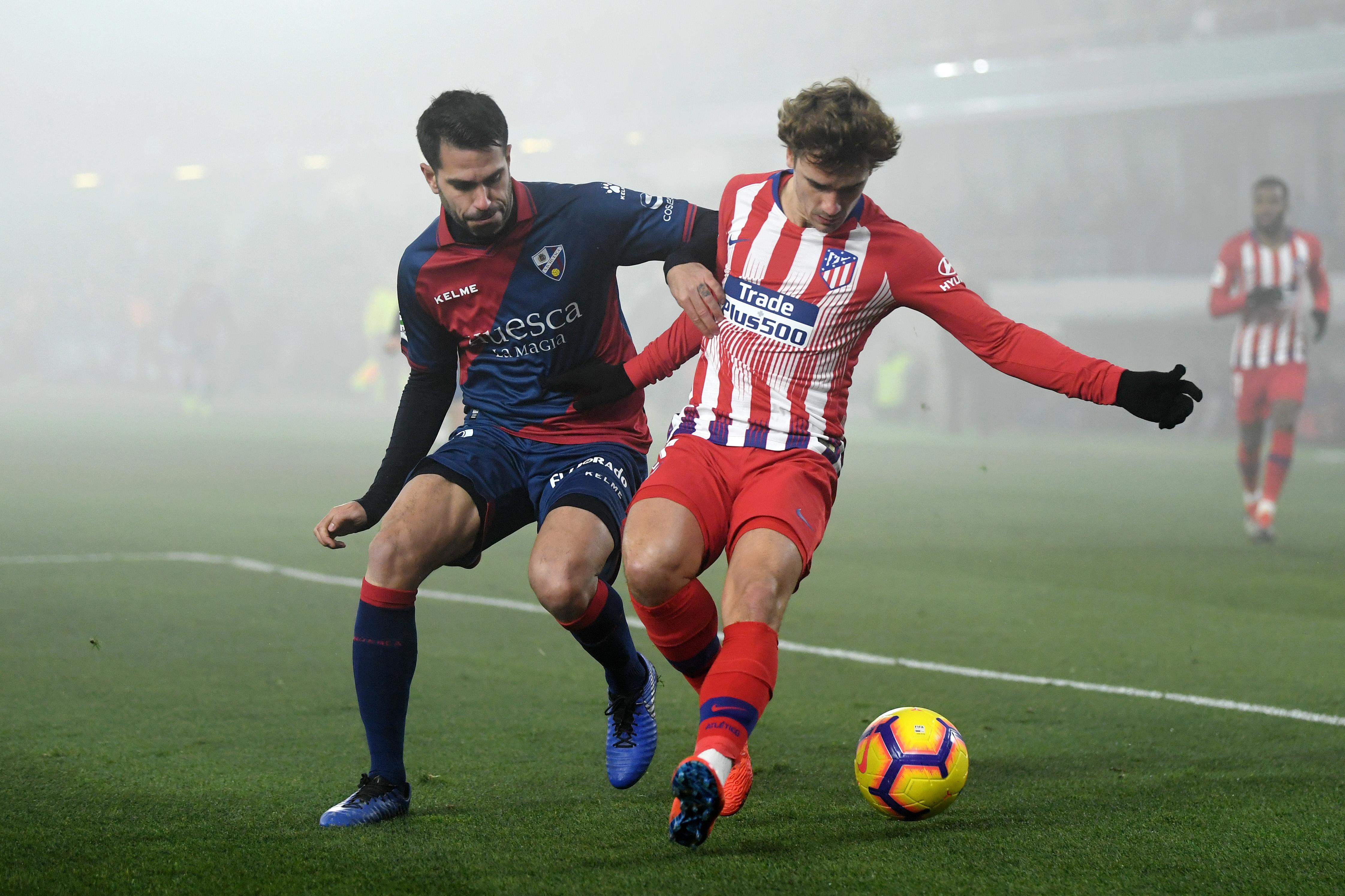 Huesca v Atletico Madrid La Liga 2018-19