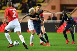 Falcao Monaco vs Leipzig Champions League 21112017