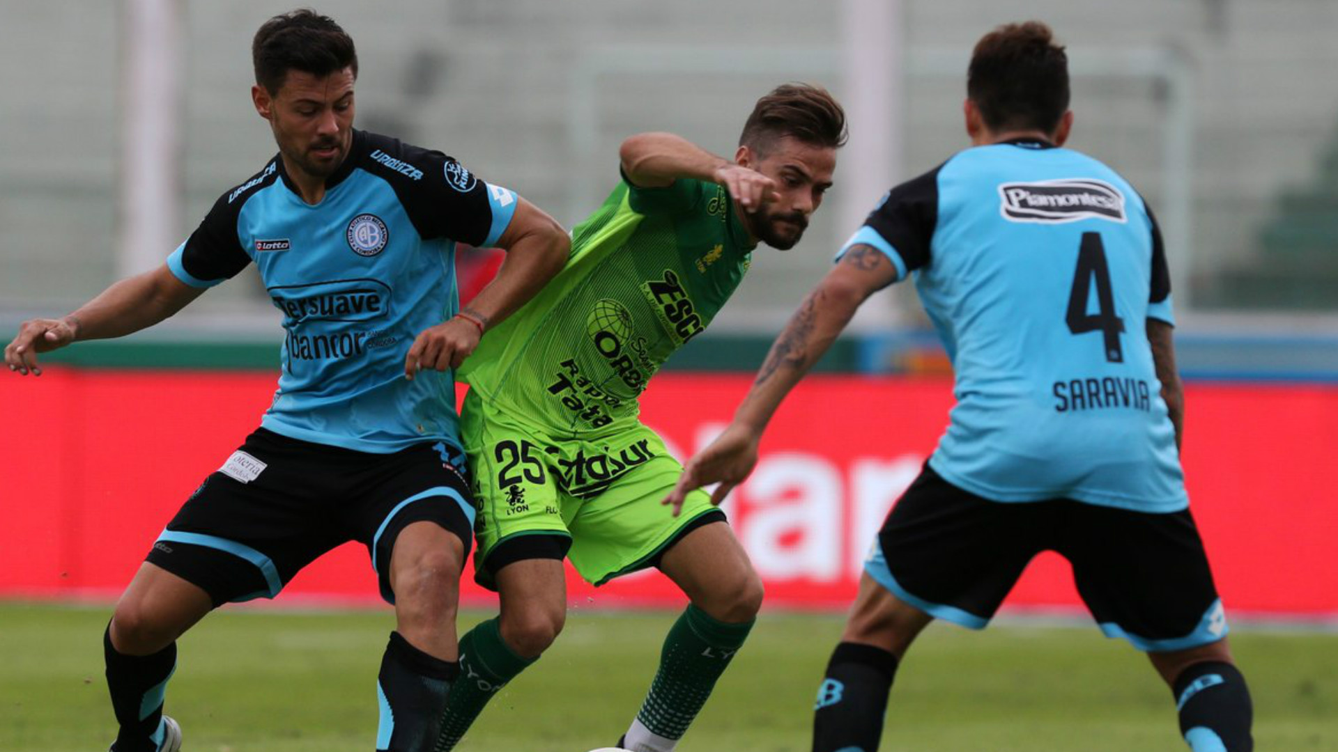 Belgrano V Defensa Y Justicia Cronica Del Partido  Primera Division Goal Com