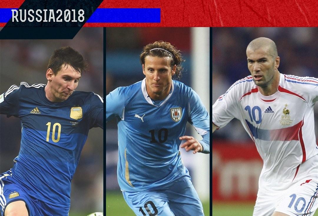 GFX ID - Pemain terbaik Piala Dunia dari masa ke masa
