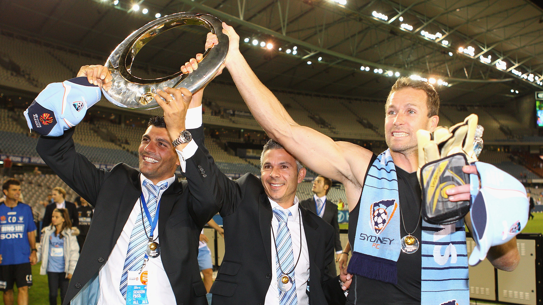 John Aloisi Sydney FC